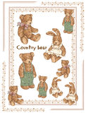 Lovely bear Royalty Free Stock Images
