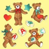 Lovely bear Stock Image