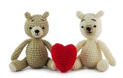 Lovely bears Royalty Free Stock Image