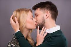 Lovely beautiful couple Stock Photo