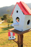 Lovely bird houses Royalty Free Stock Image