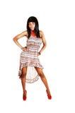 Lovely black girl. Stock Image