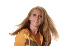 Lovely Blond Girl Royalty Free Stock Photos