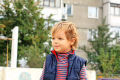 Lovely boy Stock Photo