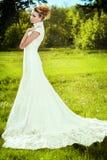 Lovely bride Stock Image