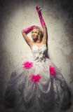Lovely bride Royalty Free Stock Photos
