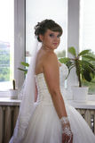 Lovely Bride Stock Photography
