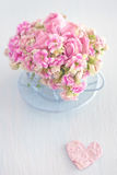 Lovely bunch of flowers . Royalty Free Stock Images