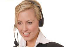 Lovely Business Lady 109 Royalty Free Stock Photo