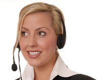 Lovely Business Lady 113 Stock Image