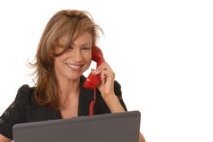 Lovely Business Lady 18 royalty free stock photo