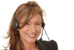 Lovely Business Lady 8 Stock Image