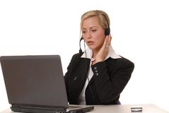 Free Lovely Business Lady 9 Stock Photography - 1432312