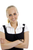 Lovely business women. Royalty Free Stock Image