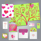 Lovely card or invitation Royalty Free Stock Images