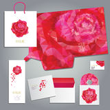 Lovely card or invitation Royalty Free Stock Photo
