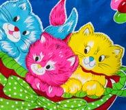 Lovely cats Stock Photos