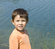 Lovely child Stock Images