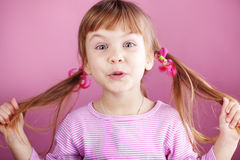 Lovely child Royalty Free Stock Photos