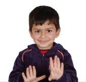 Lovely child Royalty Free Stock Image