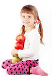 Lovely child Royalty Free Stock Photography