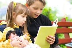 Lovely children Stock Image