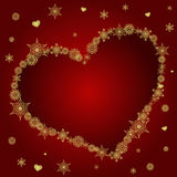 Lovely Christmas background... Royalty Free Stock Photos