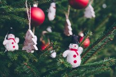 Lovely Christmas tree decoration