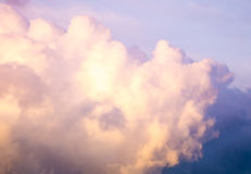 Lovely cloud Royalty Free Stock Photography
