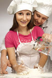 Lovely cooking Stock Photo
