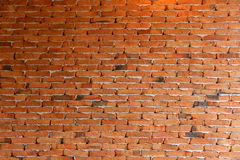 Lovely corner and Beautiful interior in coffee shop. Lovely corner and Beautiful brick wall in coffee shop, Chiang mai, Thailand stock photo