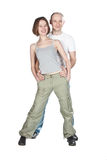 Lovely couple. Stock Photography