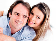 Lovely couple Royalty Free Stock Photography