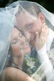 Lovely couple Stock Photos
