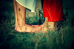 Lovely Couple Royalty Free Stock Images