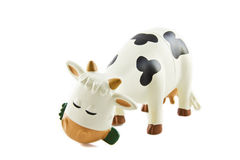 Lovely cow Royalty Free Stock Image