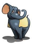 Lovely cute elephant Stock Photo