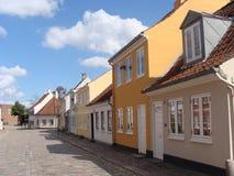 Lovely Denmark Stock Photography
