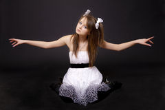 Lovely doll Stock Photography
