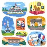 Lovely France impression Stock Photos