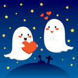 Lovely Ghosts Stock Photography