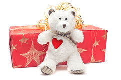 Lovely gifts Stock Images