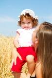 Lovely Girl Stock Photography