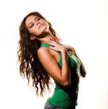 Lovely girl Royalty Free Stock Photos