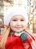 Lovely girl Stock Images