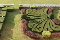 Lovely green garden Stock Photos