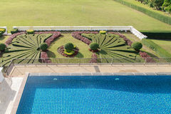 Lovely green garden Royalty Free Stock Image