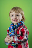 A Lovely Happy Boy Royalty Free Stock Photography
