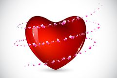 Lovely Heart Stock Images