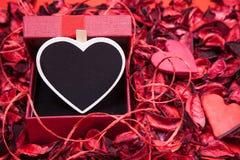 Lovely Heart shape post Royalty Free Stock Photo